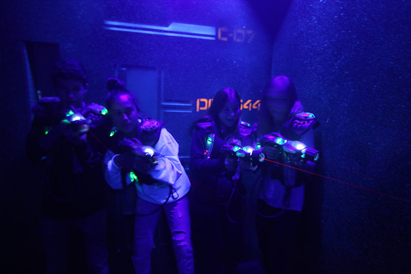 GlowZone 360 Active Entertainment - Laser Tag