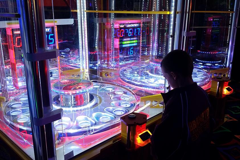 Arcades Half Price Tuesdays at GlowZone 360