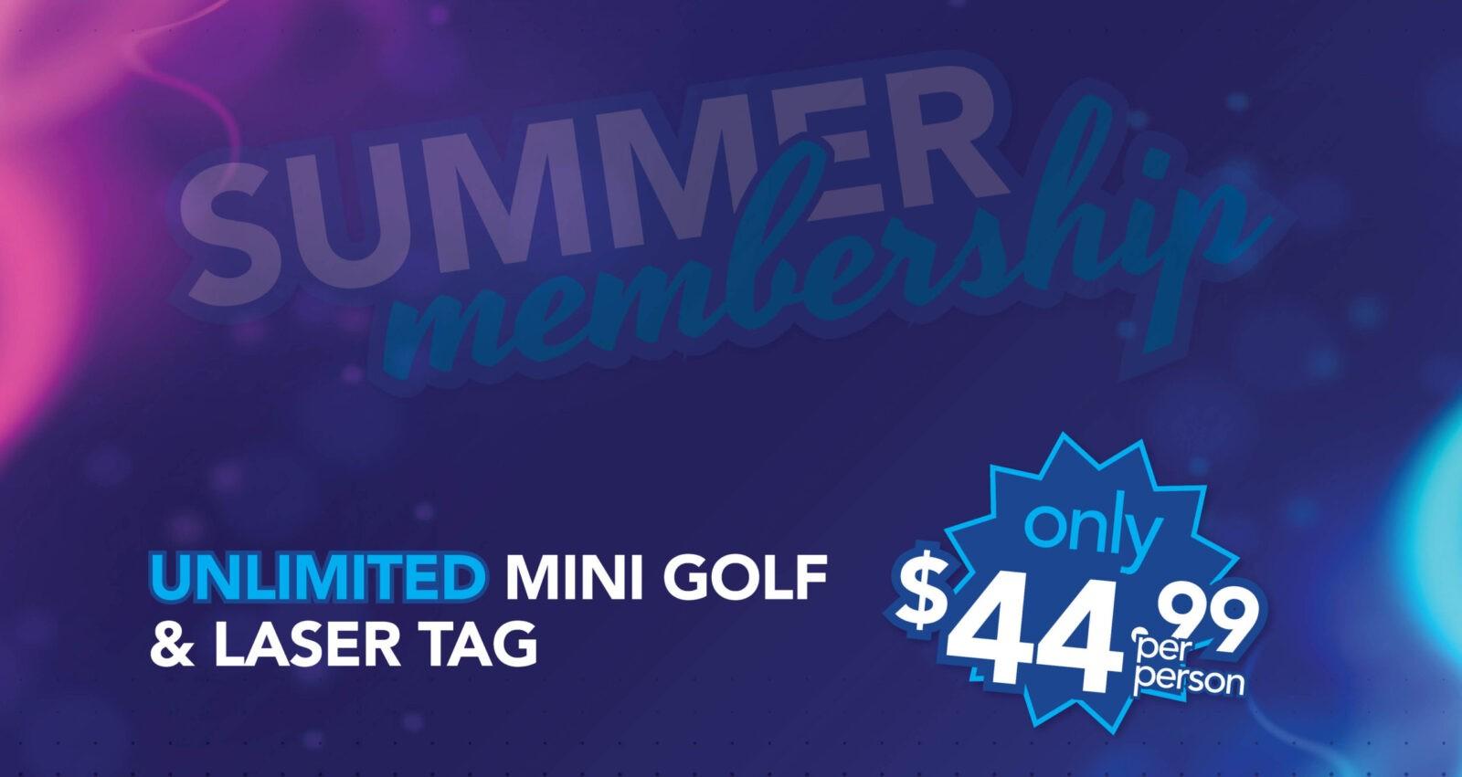 Summer Membership